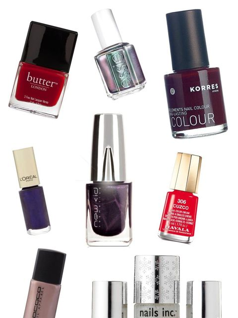 "<p>New nail innovations arrive in the <a href=""http://www.elleuk.com/beauty/make-up-skin/make-up-features/team-elle-beauty-cupboard-heroes"">#ELLEBeautycupboard</a> every day: from Nail's Inc foil effect varnishes to OPI liquid sand, getting your fingernai"