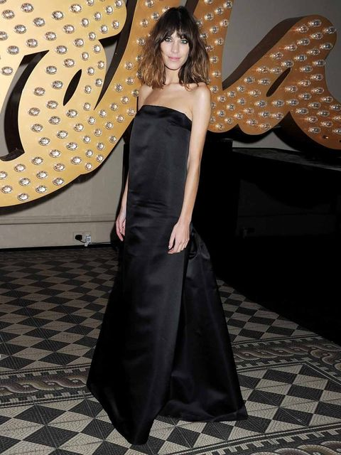 "<p><a href=""http://www.elleuk.com/star-style/celebrity-style-files/alexa-chung"">Alexa Chung</a> in a Stella McCartney gown at the designer's autumn/winter 2012 eveningwear presentation during London Fashion Week</p>"