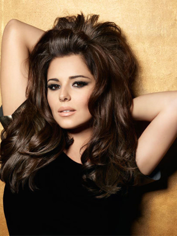 <p>Cheryl Cole for L'Oreal Elnett </p>