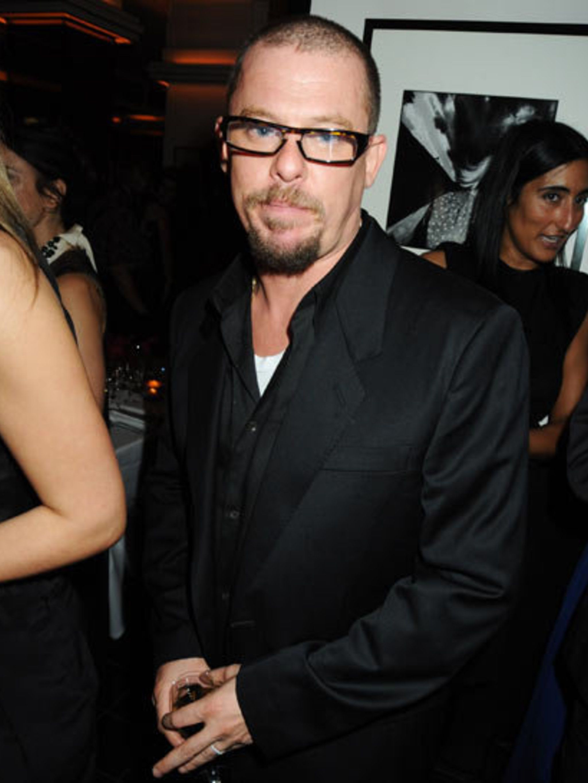 <p>Alexander McQueen, 2009</p>