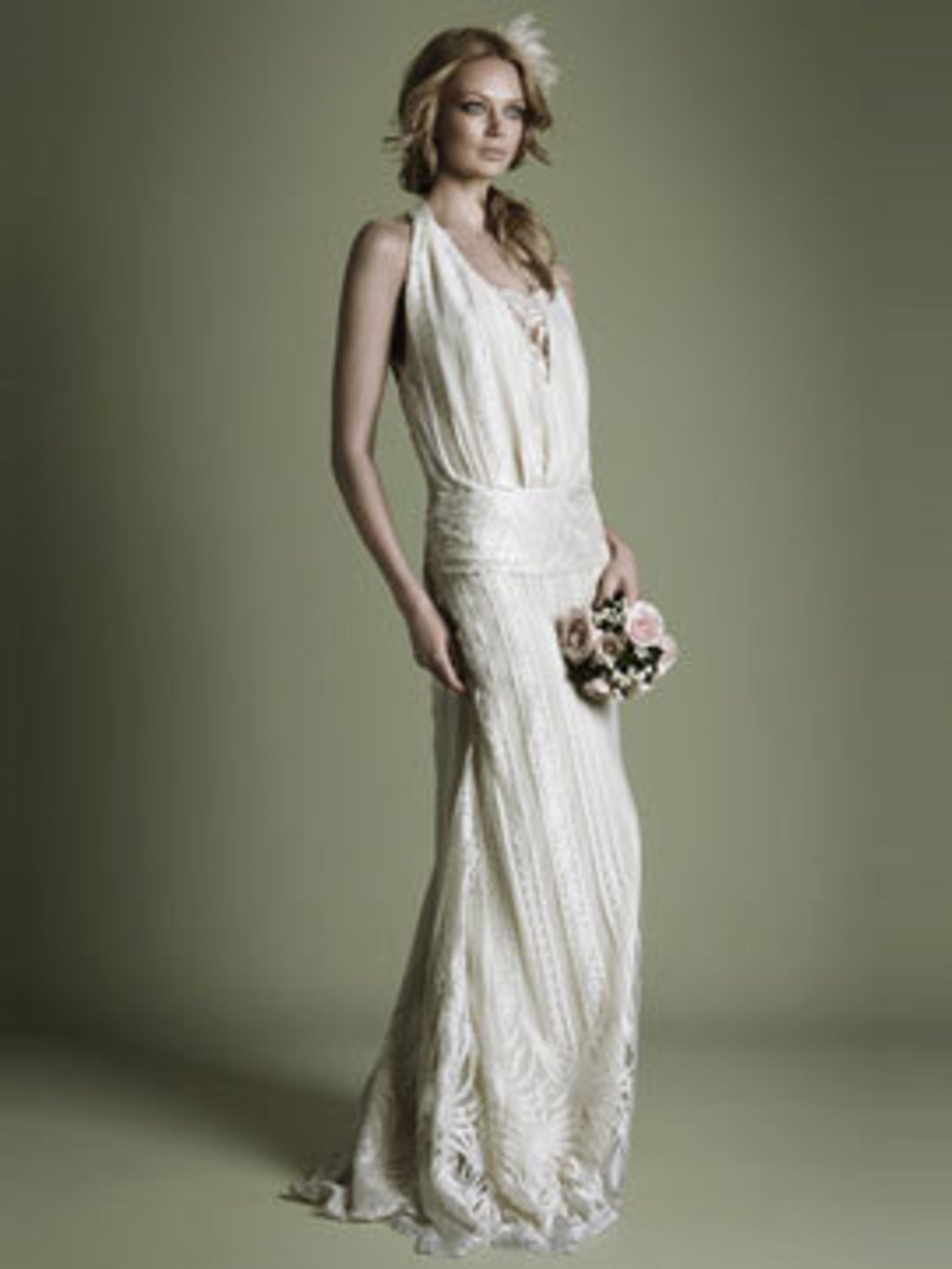 Sample Sale Alert: The Vintage Wedding Dress Company