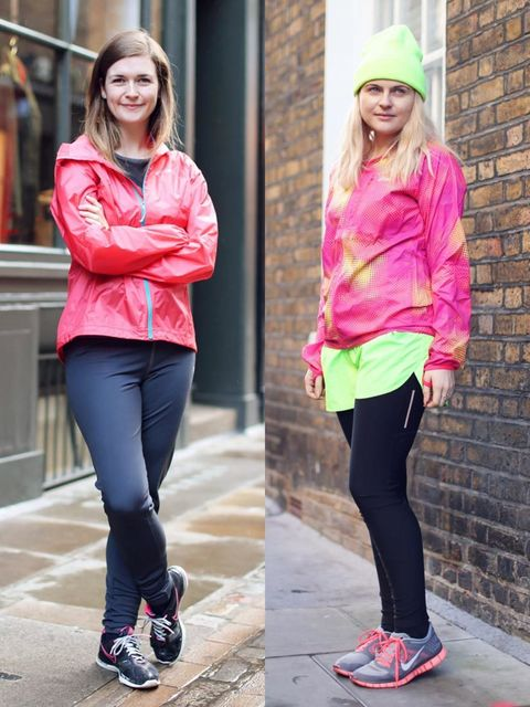 <p>The only things you need to get started with running are a good pair of trainers and a sports bra.</p>  <p>Whether your bust is a B-cup or a G-cup, you need to feel supported when you exercise. Amy and Sub-Editor Claire Sibbick have tested some of the