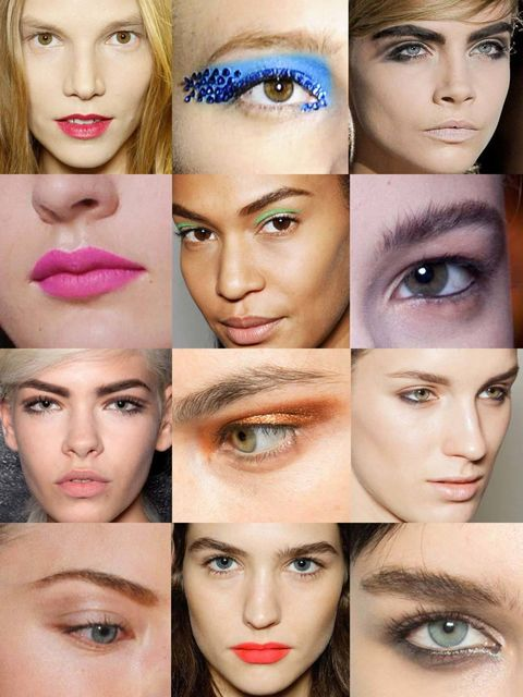 "<p>The madness of the shows is over and there's time to take stock and look at what's going to be big for Spring Summer 2013.</p><p>Here is a round-up of my favourite looks...</p><p><a href=""http://www.elleuk.com/elle-tv/beauty-school/beauty-school/lisa-e"