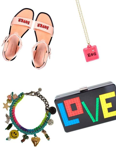 <p>Accessories to make you smile.. </p>