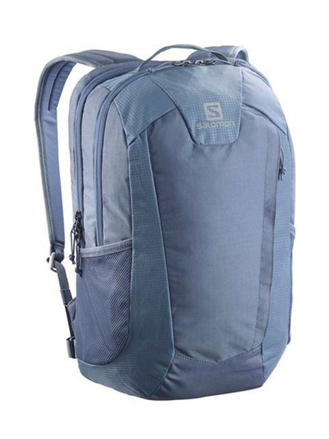 """<p><a href=""""http://www.salomon.com/uk/product/commuter-rx.html"""" target=""""_blank"""">Salomon Commuter RX £50 </a></p>  <p>Fully adjustable to fit you snugly on the run, this commuter pack includes a laptop compartment plus multiple extra pockets to handily sto"""