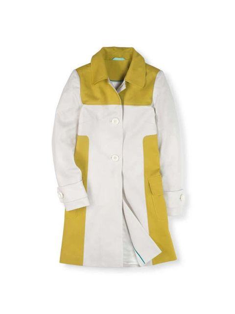"<p>A great spring coat will revive your overworked winter wardrobe.</p>  <p><a href=""http://www.boden.co.uk/en-GB/Womens-Coats-Jackets/Coats/WE477/Womens-Lara-Coat.html"" target=""_blank"">Boden</a> coat, £179</p>"