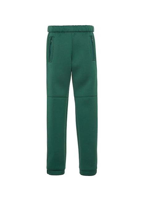 """<p>Fashion Assistant Bo Houtenbosis investing in a pair of confortable trousers.</p><p><a href=""""http://www.bimbaylola.com/shoponline/product.php?id_product=12000&id_category=847&sav=1"""" target=""""_blank"""">Bimba y Lola</a> trousers, £230</p>"""