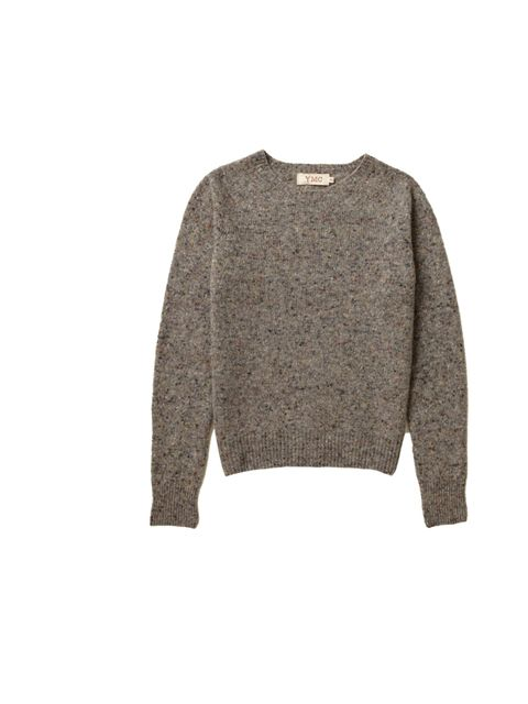 "<p>It's a fashion fact you can never own too many jumpers. And topping our list right now is this YMC number… <a href=""http://www.youmustcreate.com/products/knitwear-womens-knits/boy-speck-cardigan/"">YMC</a> speckled crew neck jumper, £195</p>"