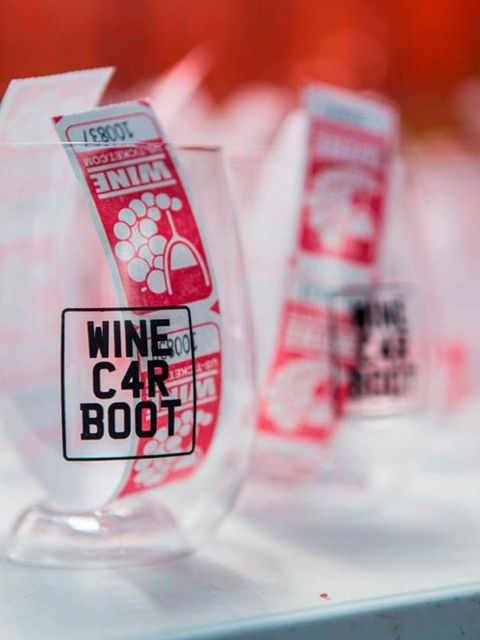 <p>DRINK: Wine Car Boot</p>  <p>A car boot sale. With wine. Sounds like a most excellent idea, you'll agree. And that's before we get to the detail: these car boots belong to London's best independent wine shops, who each fill them with five of their favo