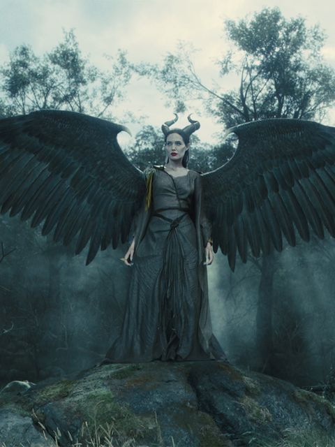 <p>Disney's <em>Maleficent</em>, the much anticipated re-imagined story of the wicked Queen from <em>Sleeping Beauty</em>, opens at the end of this month. It stars Angelina Jolie looking downright incredible and pretty fearsome in wings, horns and capes c