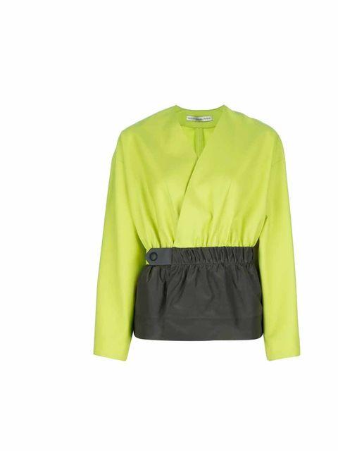 "<p>Balenciaga Wrap Jacket at farfetch.com, £705.74</p><p><a href=""http://www.farfetch.com/shopping/women/balenciaga-wrap-jacket-item-10281122.aspx"">BUY NOW</a></p>"