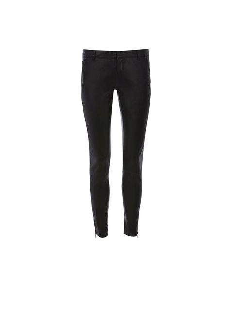 "<p>Warehouse leather zip detail trousers, £98</p><p><a href=""http://shopping.elleuk.com/browse/pants-shorts?fl=c16&amp&#x3B;fl=r199&amp&#x3B;fl=r206&amp&#x3B;fl=r207&amp&#x3B;fl=r208&amp&#x3B;fl=r222&amp&#x3B;fl=r223&amp&#x3B;fl=r225&amp&#x3B;fl=r227&amp&#x3B;fl=r231&amp&#x3B;fl=r244&amp&#x3B;fl=r345&amp&#x3B;fl=r"