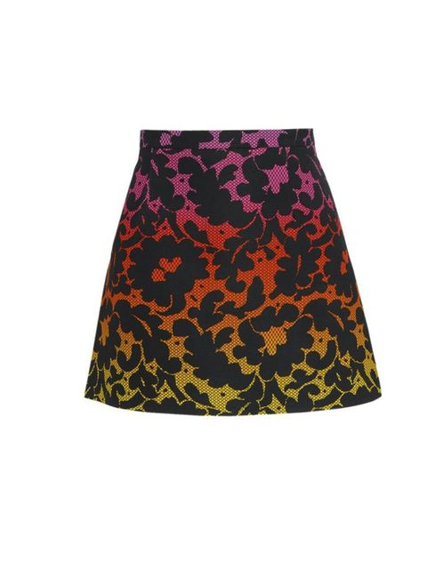 "<p>Christopher Kane printed mini skirt, £455, at Browns</p><p><a href=""http://shopping.elleuk.com/browse?fts=christopher+kane+printed+a-line+mini+skirt"">BUY NOW</a></p>"