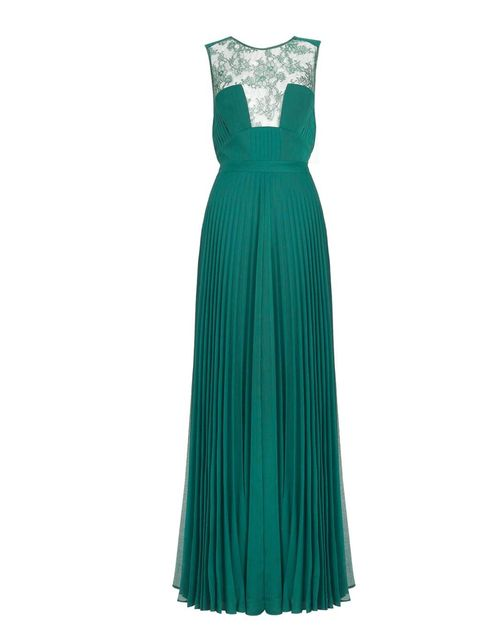 <p>Whistles pleated dress, £250, for stockists call 0845 899 1222</p>