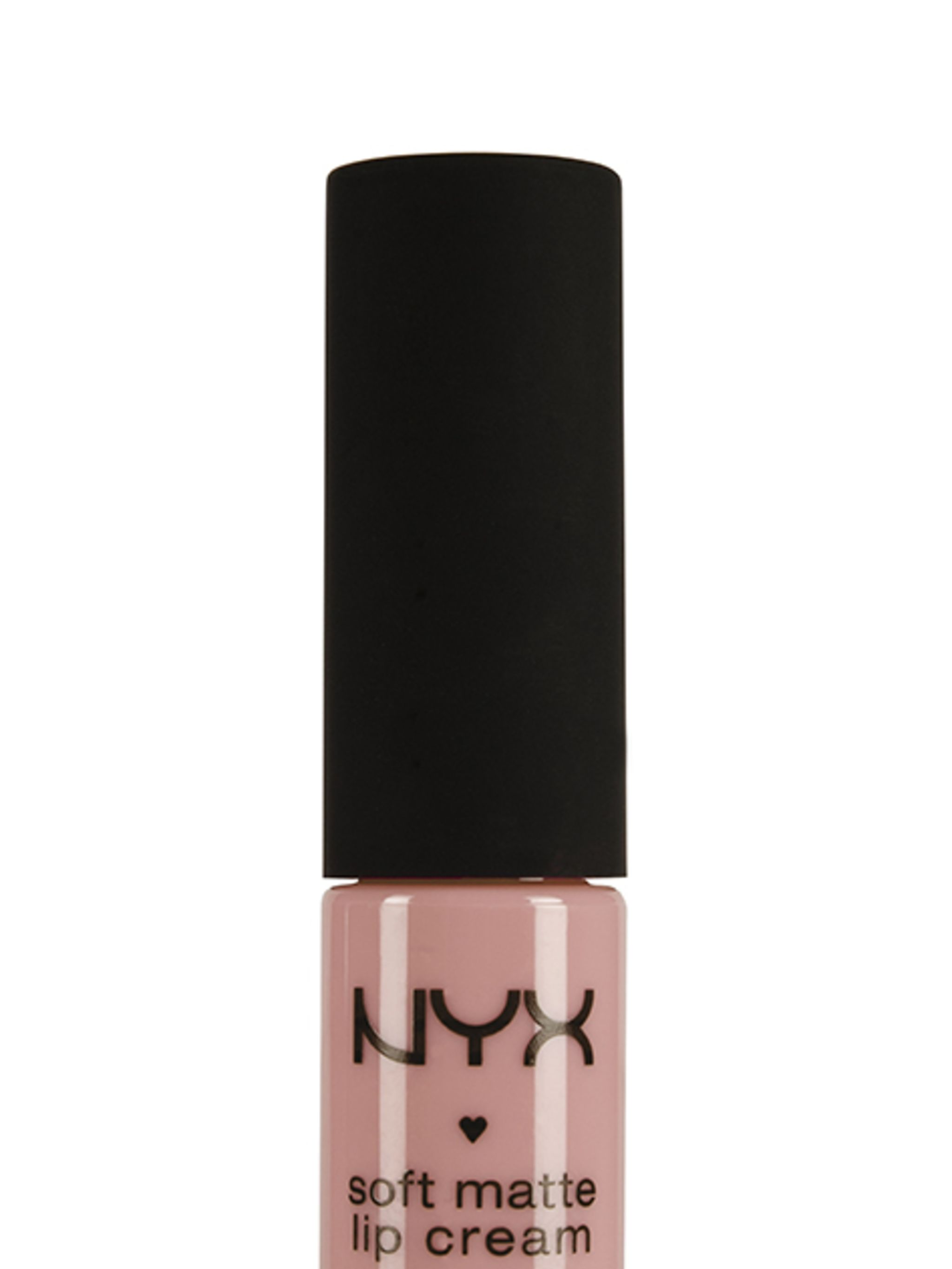 """<p>Lulu Cooper, Fashion Intern</p>  <p><a href=""""http://www.boots.com/en/NYX-Soft-Matte-lip-cream-14g_1770625/"""" target=""""_blank"""">NYX Soft Matte Lip Cream in Stockholm, £5.50</a>.</p>  <p>'It's easy to apply and doesn't dry out the way I've found some other"""