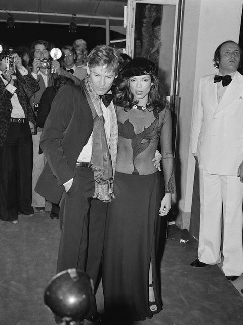 <p>Bianca Jagger, 1975</p>