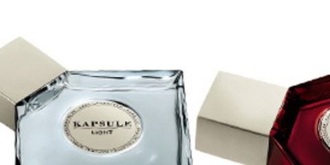 <p></p><p>The trio of scents for men and women will be launched in October. Lagerfeld is huge fan of fragrance, reportedly dousing scents on his curtains, pillow covers and everything he wears. 'I love the world of perfumes' he told WWD, 'for me the world