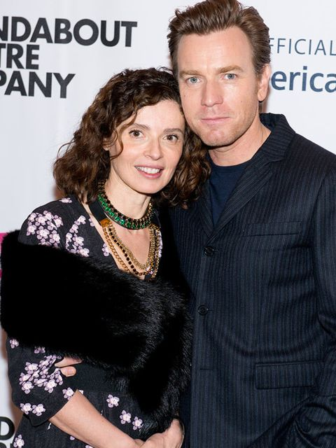 Parents: Evan McGregor & Eve Mavrakis