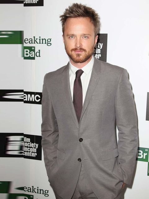 "<p>Dear Jesse Pinkman. It's difficult for us to think of you as Aaron Paul, since in <em>that</em> reality you are happily married to SOMEONE ELSE. And you're probably not quite the adorable, soft-inside reprobate in <a href=""http://www.elleuk.com/fashion"