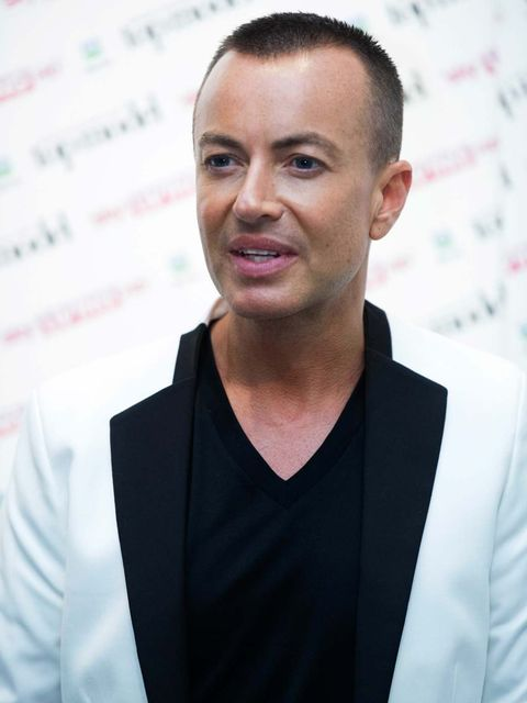 <p>British designer Julian Macdonald returns to the judging panel of Britain and Ireland's Next Top Model. He shared a dressing room with fellow judge Tyson Beckford on the show.</p>