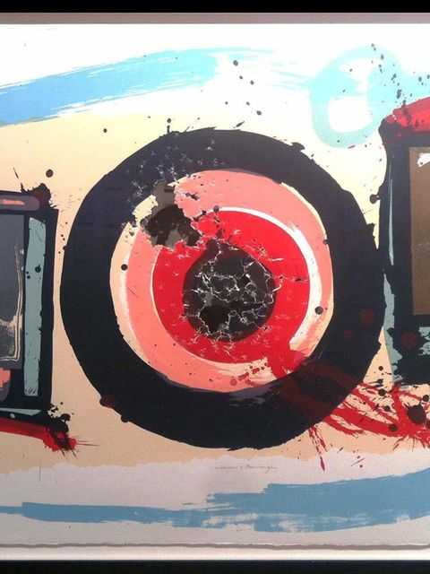 <p>ART: Modern Panic</p>  <p>The words 'provocative' and 'controversial' get thrown around a lot when it comes to art, but look them up and you'll see Modern Panic right there as the dictionary definition. Probably along with an image of Lucy Sparrow's fu