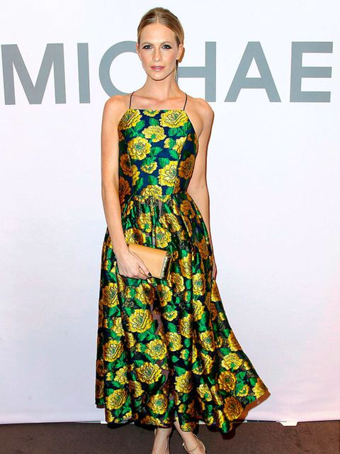 Poppy Delevingne attends the Michael Kors Miranda Eyewear Collection launch party, New York 2015.