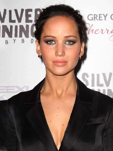<p>Leading Actress - Jennifer Lawrence, Silver Linings Playbook.</p>