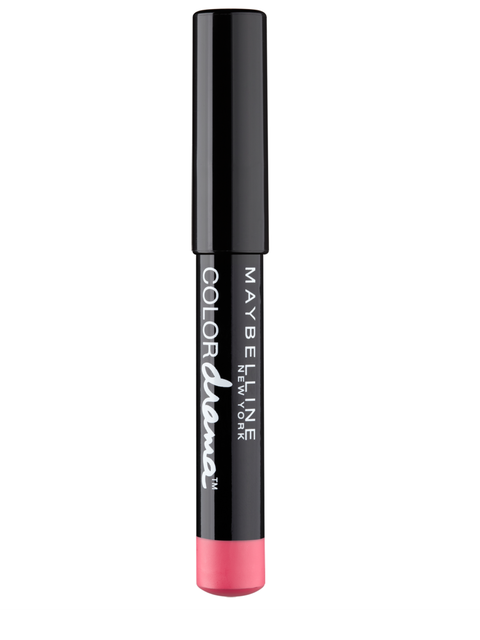 """<p>Sophie Beresiner, Beauty Director</p><p><a href=""""http://www.boots.com/en/Maybelline-Color-Drama-Lipstick_1505296/"""" target=""""_blank"""">Maybelline Colour Drama Lipstick in In With Coral, £4.99.</a></p><p>'I go through about two of these a month, and I h"""