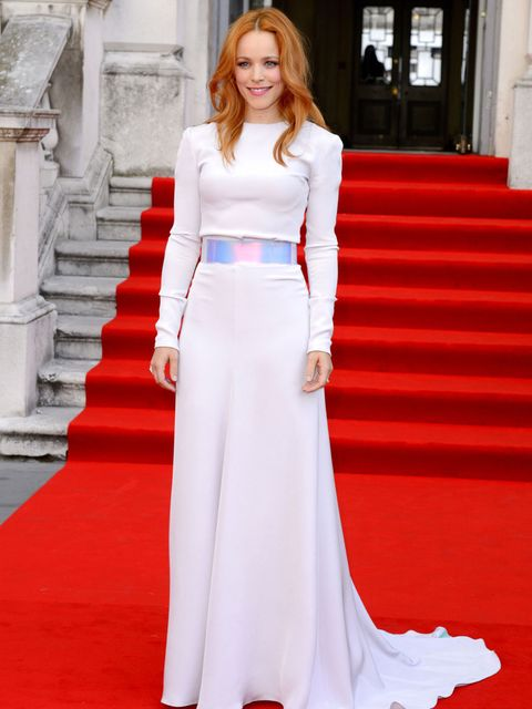 <p>Rachel McAdams in Roksanda Ilincic at the world premiere of About Time</p>
