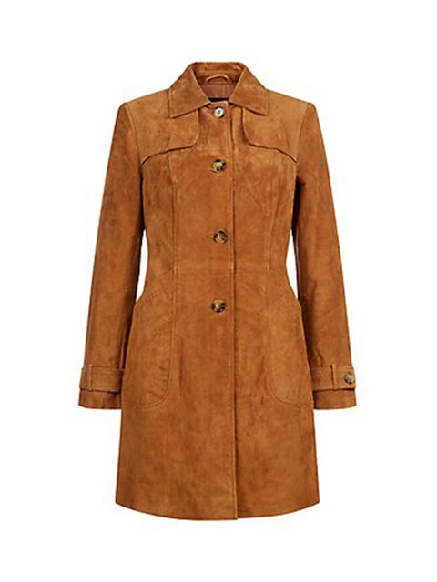 "<p>70s style has been big news for a while now, and this AW15 is no different. Get your hands on suede coat for Autumn and layer over textured chunky jumpers in the Winter.</p>  <p> </p>  <p><a href=""http://www.newlook.com/shop/womens/jackets-and-coats/ta"