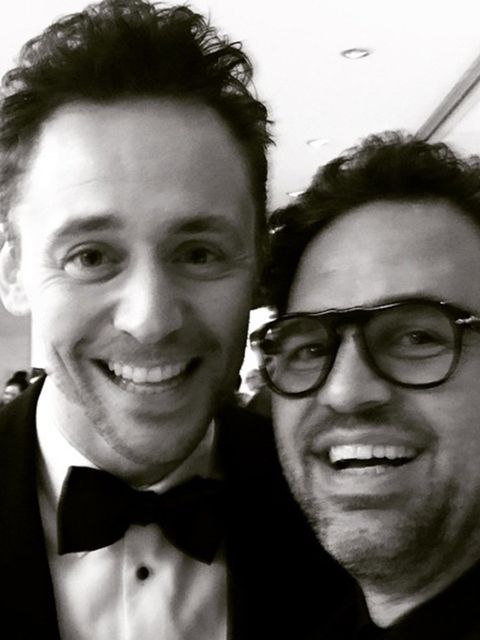 @markruffalo 'Arch enemies, best friends.'