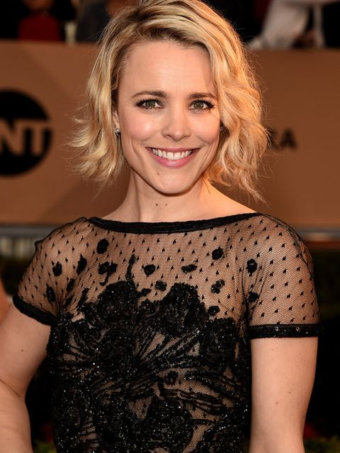 "<p>Rachel McAdams, <span style=""line-height:1.6"">nominated for Best supporting Actress in Spotlight</span></p>"