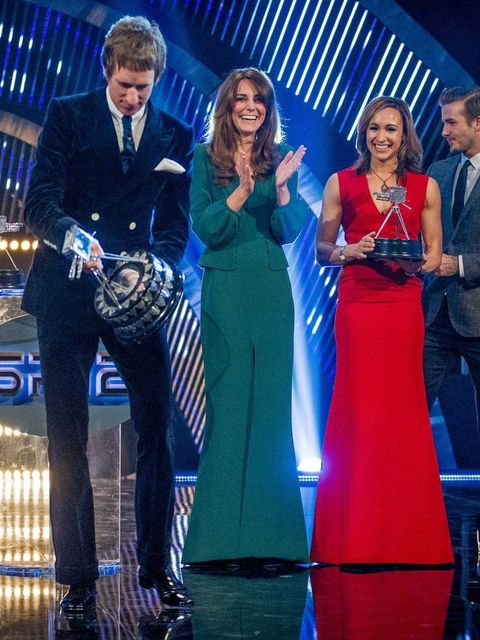 "<p><a href=""http://www.elleuk.com/star-style/celebrity-style-files/kate-middleton-s-style-file"">Kate Middleton</a> presented the winners of the BBC Sports Personality of the Year 2012 awards wearing <a href=""http://www.elleuk.com/catwalk/designer-a-z/alex"