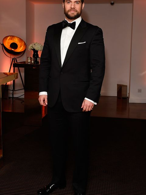 Henry Cavill at the BAFTA Fundraising Gala Dinner and Auction in London, February 2015.