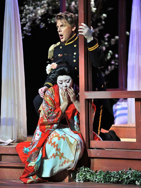 <p><strong>THEATRE: Madame Butterfly </strong></p>  <p>The Royal Albert Hall will be transformed into a charming Japanese water garden for the return of Puccini's tale of tragic love, Madame Butterfly.</p>  <p>Set during the turn of the century, Puccini's