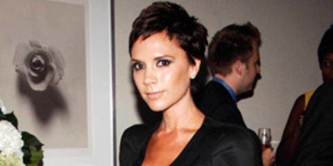 <p>Victoria's celeb friends, like Eva Longoria, have been stepping out in her designs for a while, and now you'll be able to get your hands on Posh's designs too as her new dress collection finally goes on sale next week. To showcase the dresses, which hi