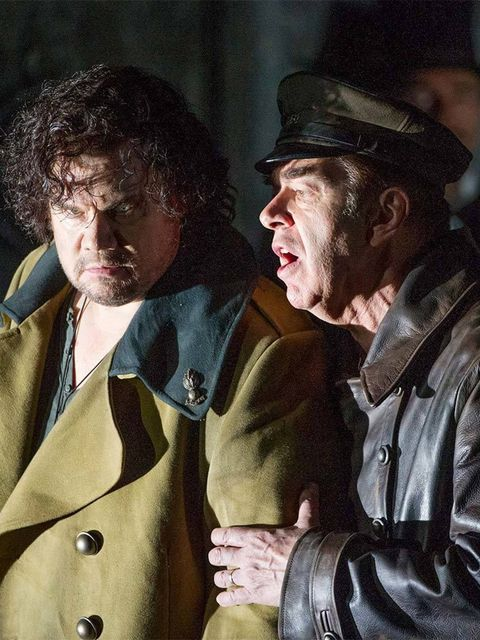<p><strong>OPERA: Otello </strong></p>  <p>Betrayal, love and deception form the basis of Shakespeare's great tragedy of Otello and Desdemona - which begins this weekend at the English National Opera.</p>  <p>Verdi brings the tale to life with a powerful