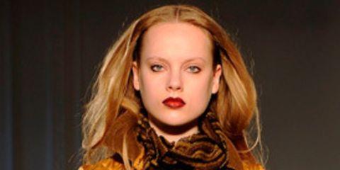 London Fashion Week Latest Charles Anastase Goes Grunge
