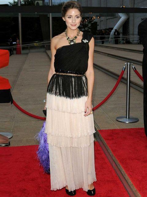 <p>Olivia Palermo, New York City 2012 Ballet Fall Gala</p>