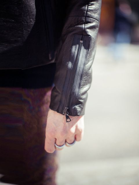 <p>Lorraine Candy - Editor-in-Chief<strong>:</strong>J Brand Jacket and Donna Ida jeans.</p>