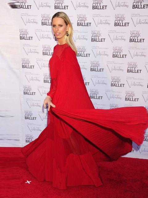 <p>Karolina Kurkova at the New York City Ballet Fall 2012 Gala </p>