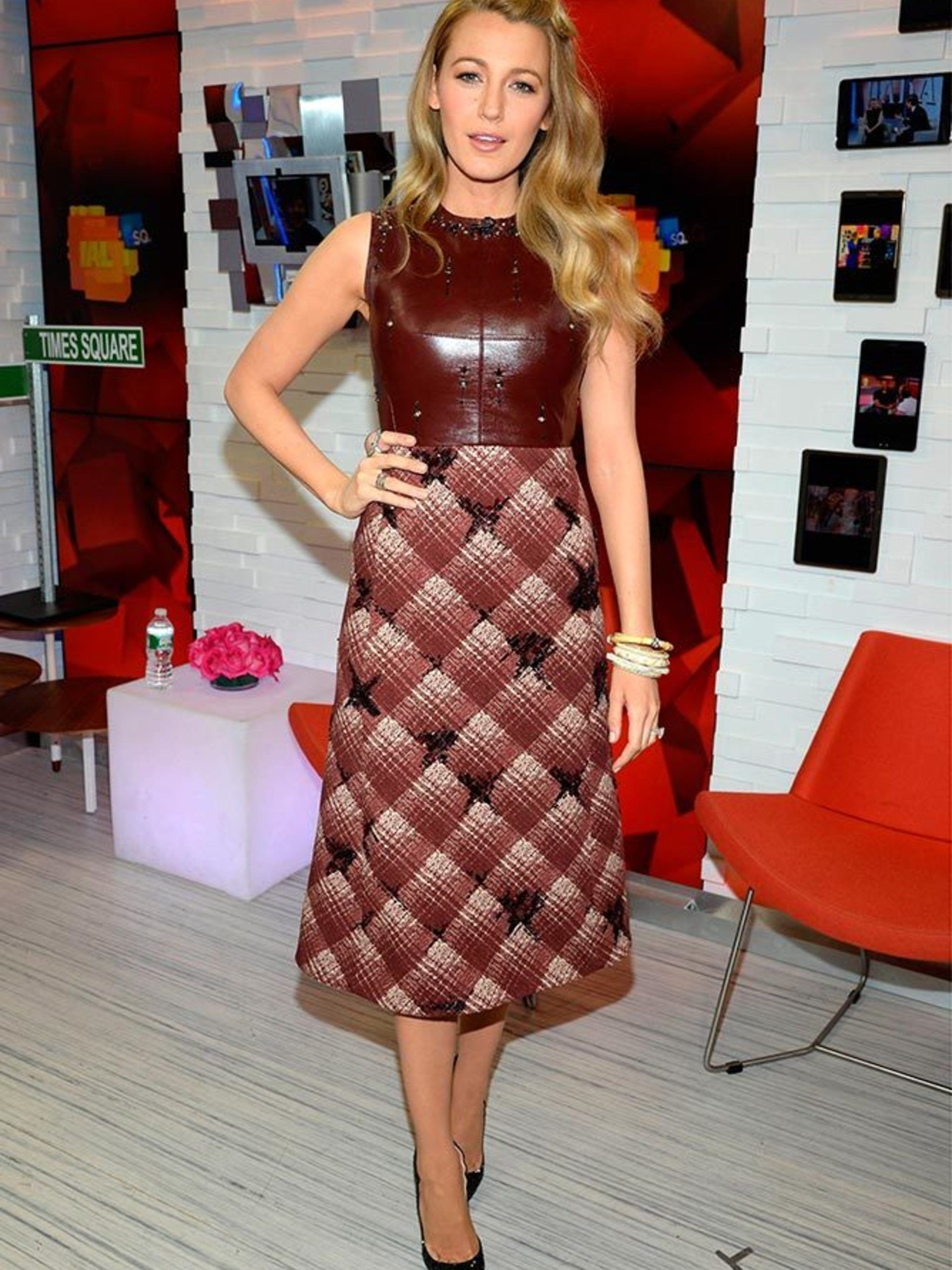 Blake Lively Style File - Every One Of Blake Lively\'s Dreamiest Red ...