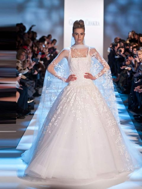 <p>Georges Chakra Couture Spring Summer 13</p>