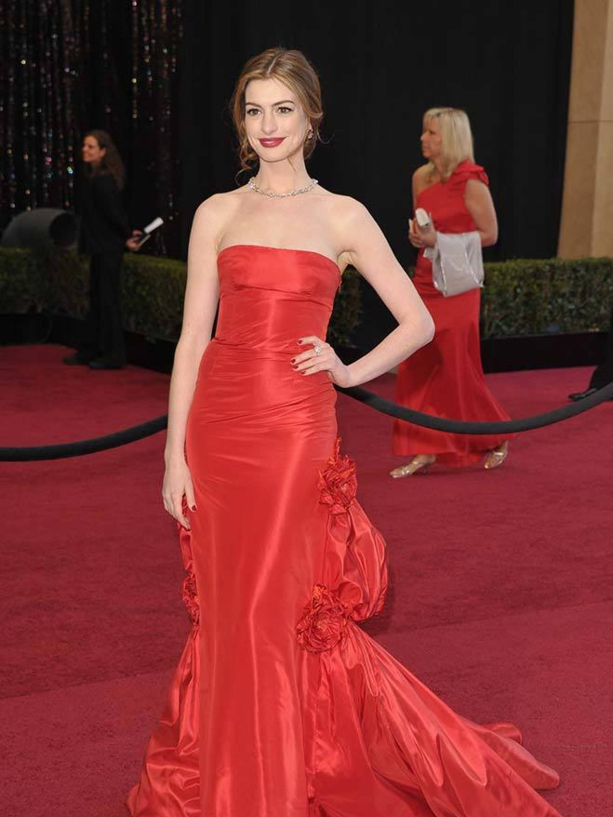 Anne Hathaway\'s style file