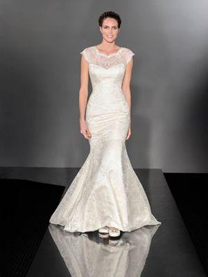 Victoria Pendleton Aes Wedding Dress