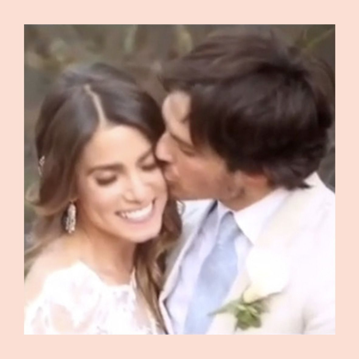 Nikki reed shares wedding video on instagram junglespirit Images