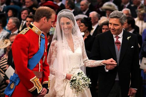 The Duke And Duchess On Their Wedding Day April