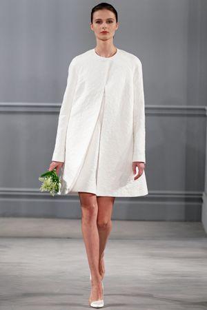 Bridal Fashion Week spring summer 2014