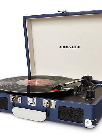 "<p><strong>For the music appreciator</strong></p>  <p>Crosley Cruiser Turntable</p>  <p><a href=""http://www.johnlewis.com/crosley-cruiser-turntable-with-three-speeds/p1907561?sku=235120325&kpid=235120325&s_kenid=f643aa71-2ad2-4915-83d7-27b677d85dfc&s_kwci"