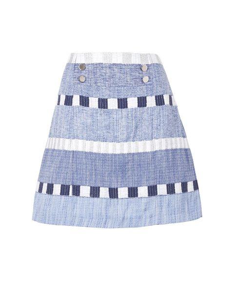 Patchwork skirt, £170 | ELLE UK